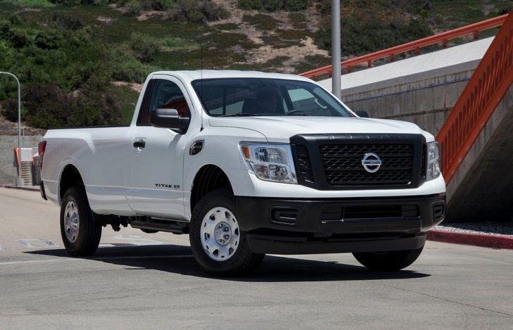 Nissan Titan Single Cab (2017)2