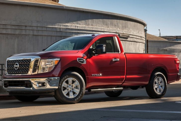 Nissan Titan Single Cab (2017)5