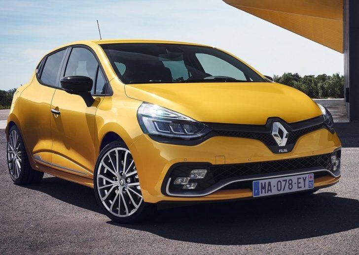 Renault Clio RS (2017)1
