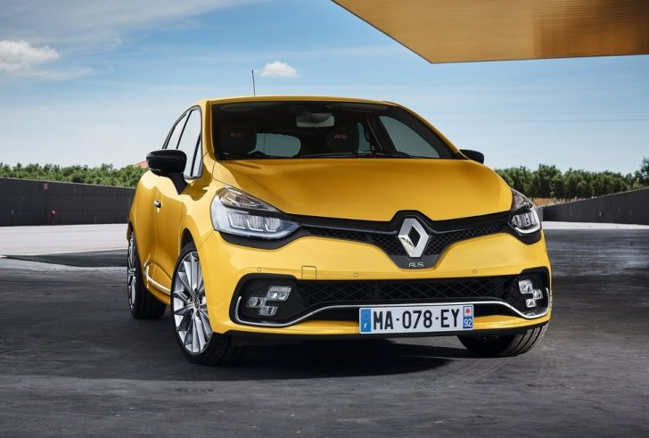 Renault Clio RS (2017)2