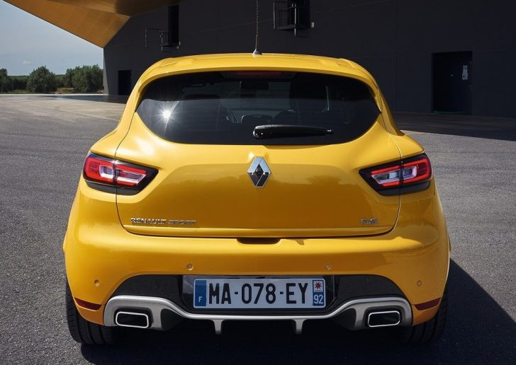 Renault Clio RS (2017)4