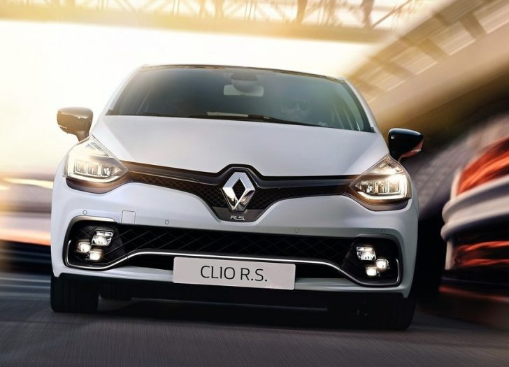 Renault Clio RS (2017)5