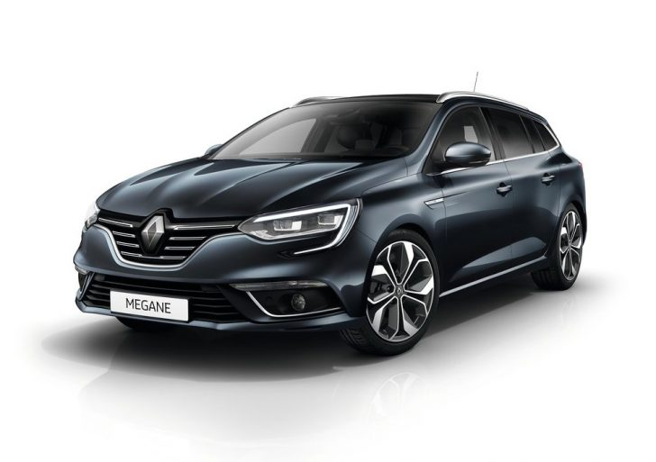 Renault Megane Estate (2017)3