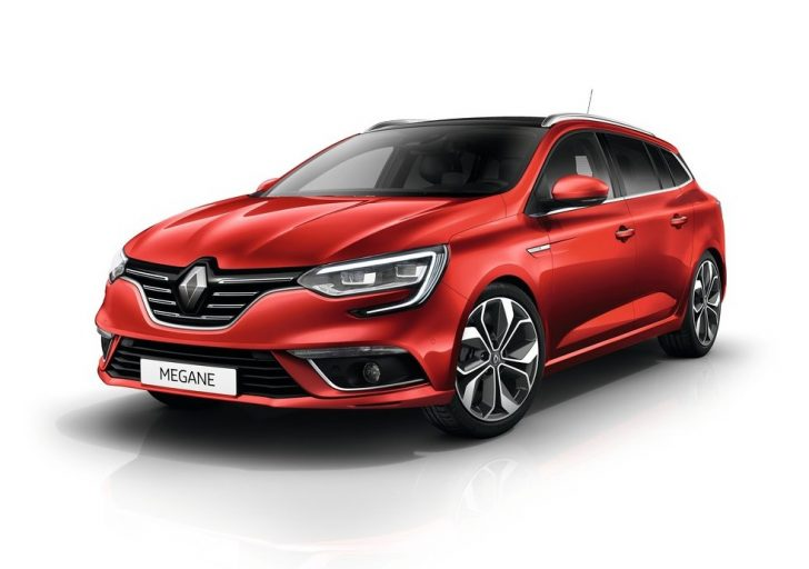 Renault Megane Estate (2017)4