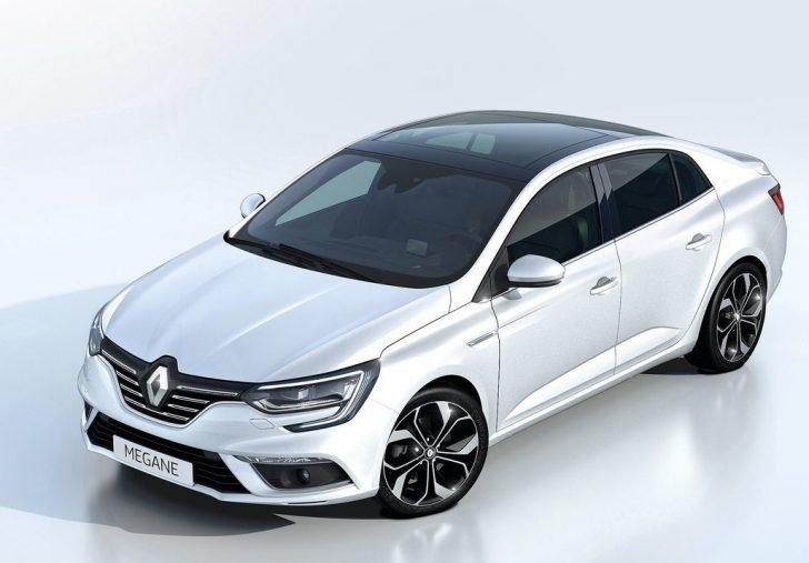 Renault Megane Sedan (2017)2