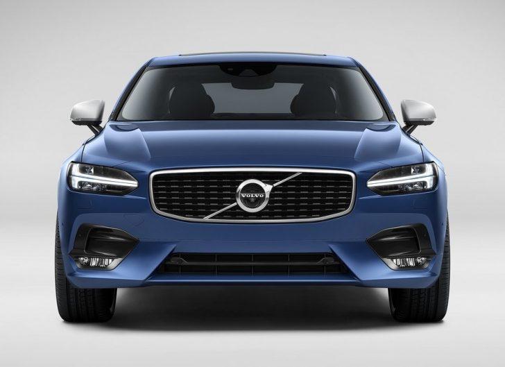Volvo S90 R-Design (2017)2
