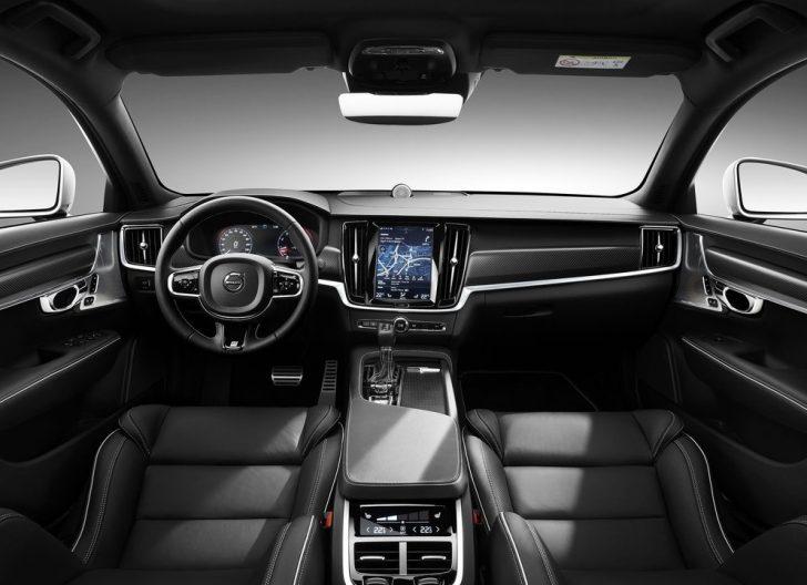 Volvo S90 R-Design (2017)6