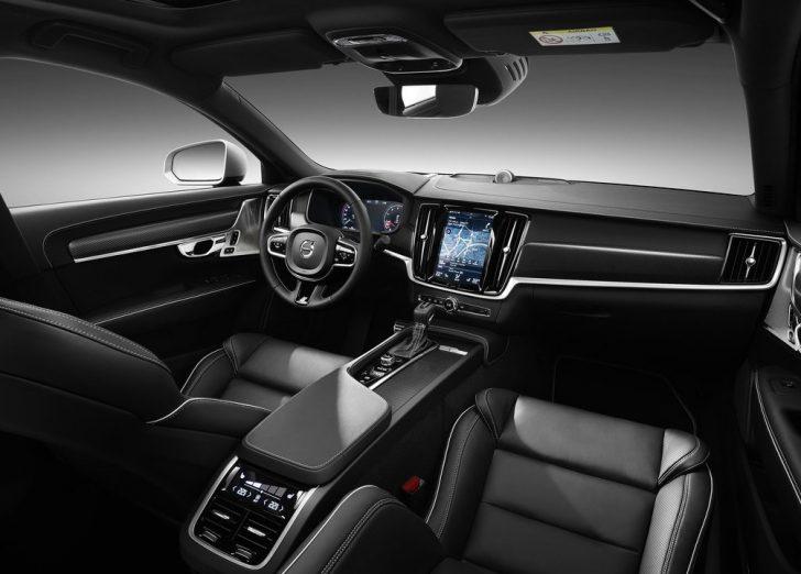 Volvo S90 R-Design (2017)7