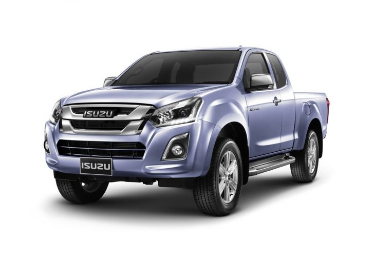 2016-Isuzu-D-Max-facelift-front-quarter-purple-launched-in-Thailand