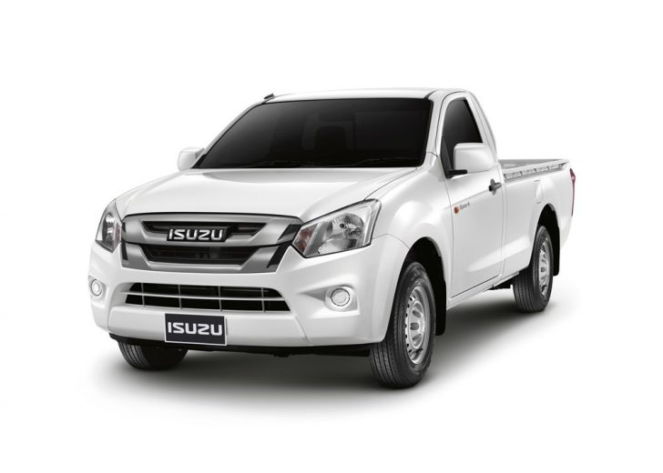 2016-Isuzu-D-Max-facelift-single-cab-launched-in-Thailand