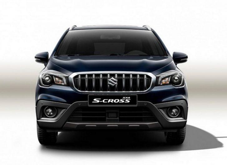 2017-Suzuki-S-Cross-facelift-front-studio-image