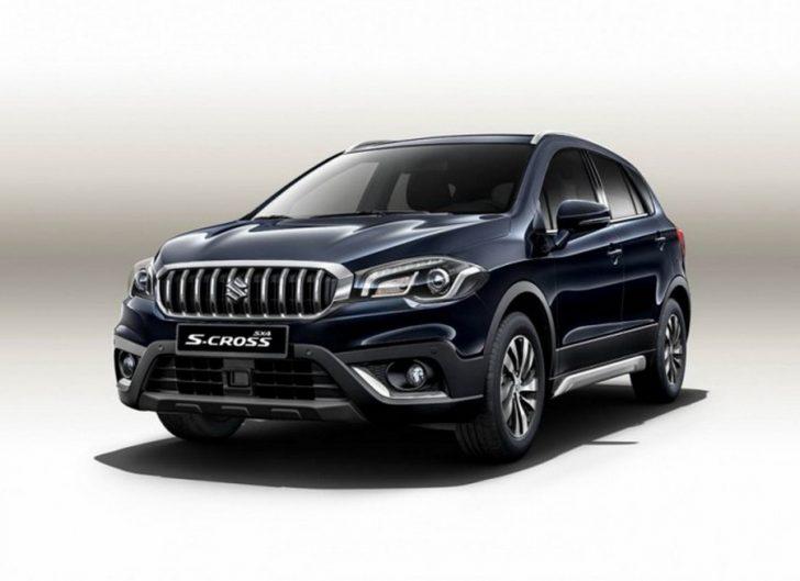 2017-Suzuki-S-Cross-facelift-front-three-quarters-studio-image