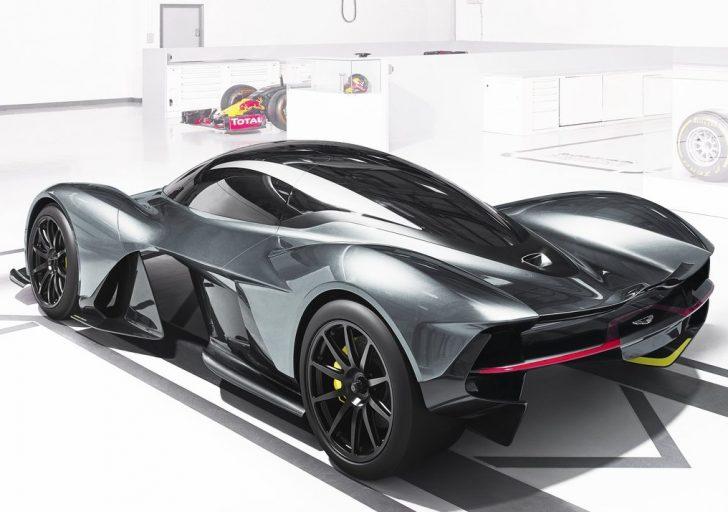 Aston Martin AM-RB 001 (2018)7