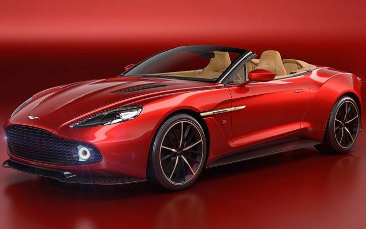 Aston Martin Vanquish Zagato Volante (2017)2