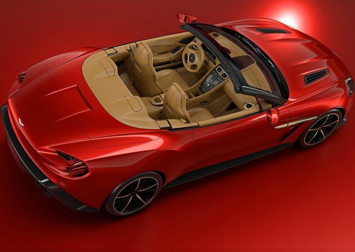 Aston Martin Vanquish Zagato Volante (2017)5