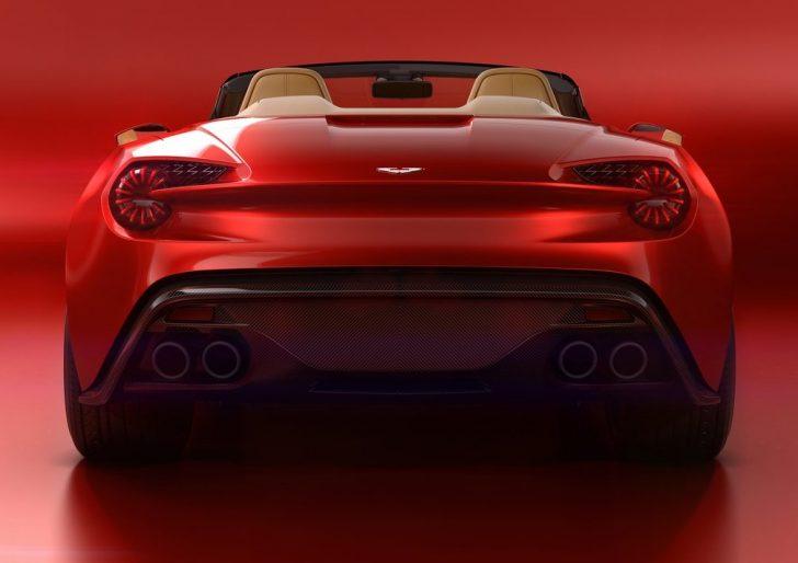 Aston Martin Vanquish Zagato Volante (2017)8