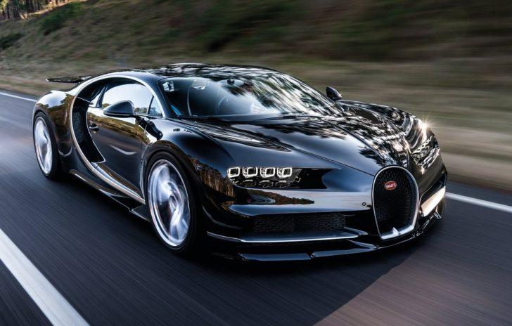 Bugatti Chiron (2017)2