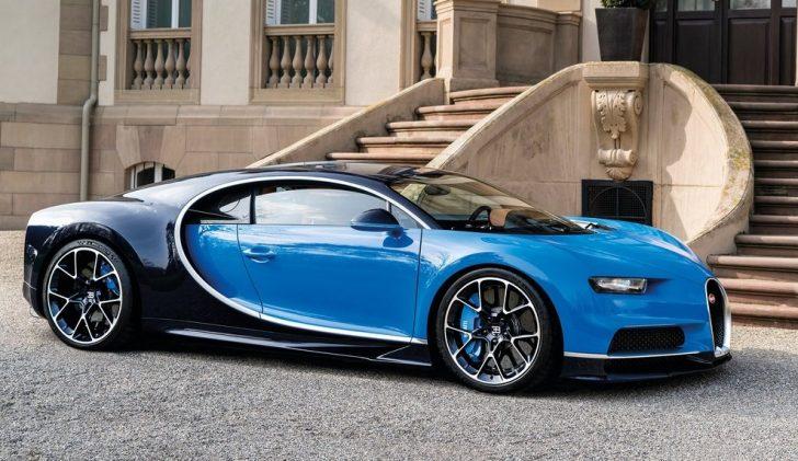 Bugatti Chiron (2017)5