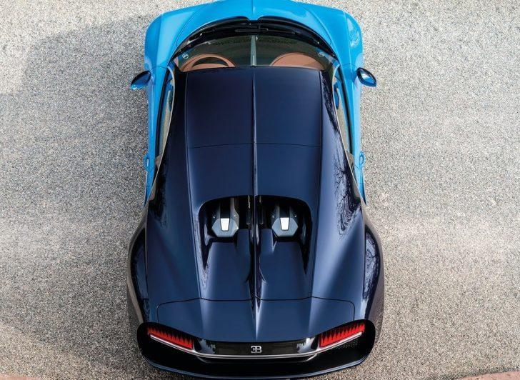 Bugatti Chiron (2017)6