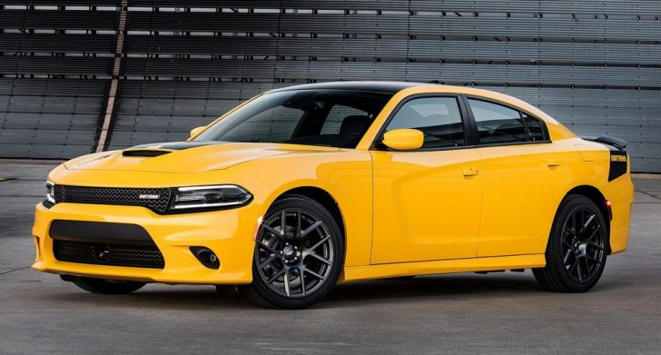 Dodge Charger Daytona (2017)1