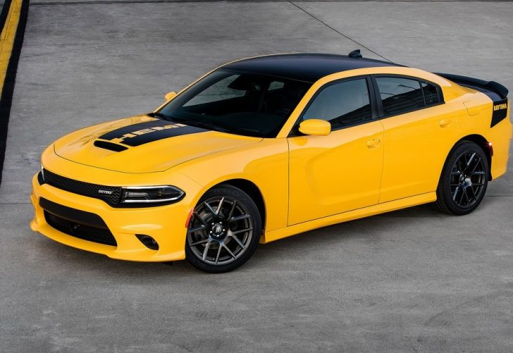Dodge Charger Daytona (2017)12