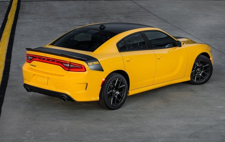 Dodge Charger Daytona (2017)1234