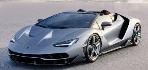 Lamborghini Centenario Roadster (2017)1