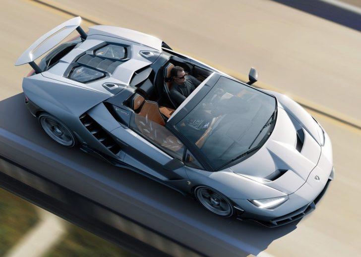 Lamborghini Centenario Roadster (2017)4
