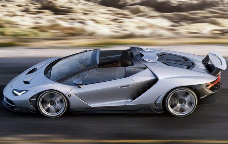 Lamborghini Centenario Roadster (2017)5