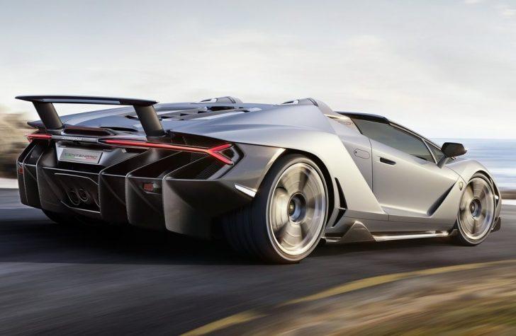 Lamborghini Centenario Roadster (2017)6