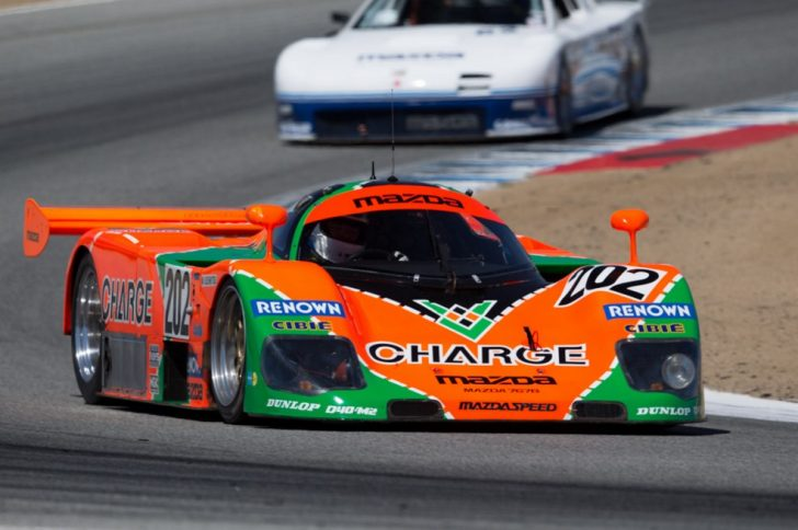 Mazda 767B Chassis 767 002 High Resolution Image