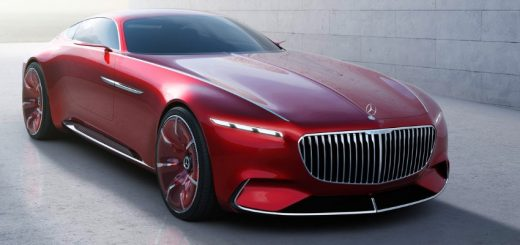 Mercedes Maybach Concept 6