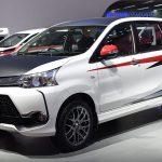 トヨタ「インドネシア国際オートショー」出展車両一覧