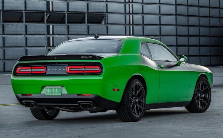 Dodge Challenger TA (2017)1234