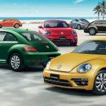 VW「新型ビートル 2017」日本発売;ボディカラー&インテリアカラー!