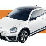 VW「新型ビートル 2017」日本発売;公式デザイン画像集!