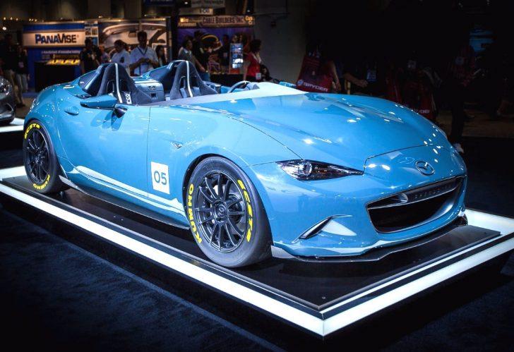 2016 mazda mx 5 speedster concept - Edited