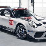 ポルシェ「新型 911 GT3 Cup 2017」公式デザイン画像集