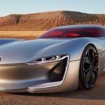 ルノー「新型Trezor Concept 2016」公式デザイン画像集