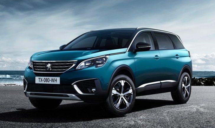Peugeot 5008 (2017)1