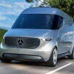 メルセデスベンツ「新型Vision Van Concept 2016」公式デザイン画像集