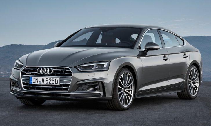 Audi A5 Sportback (2017)1