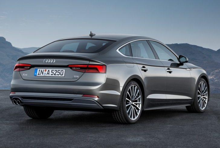 Audi A5 Sportback (2017)1234