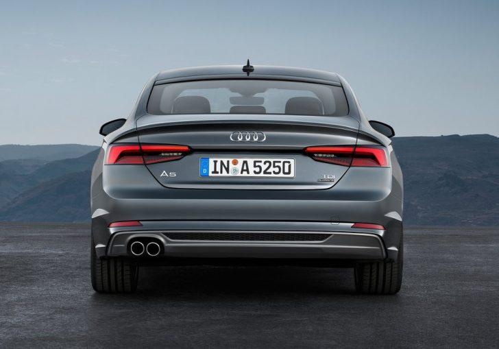 Audi A5 Sportback (2017)12345