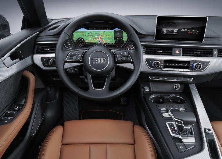 Audi A5 Sportback (2017)123456