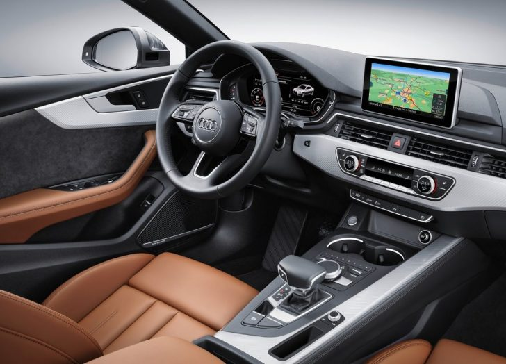 Audi A5 Sportback (2017)1234567