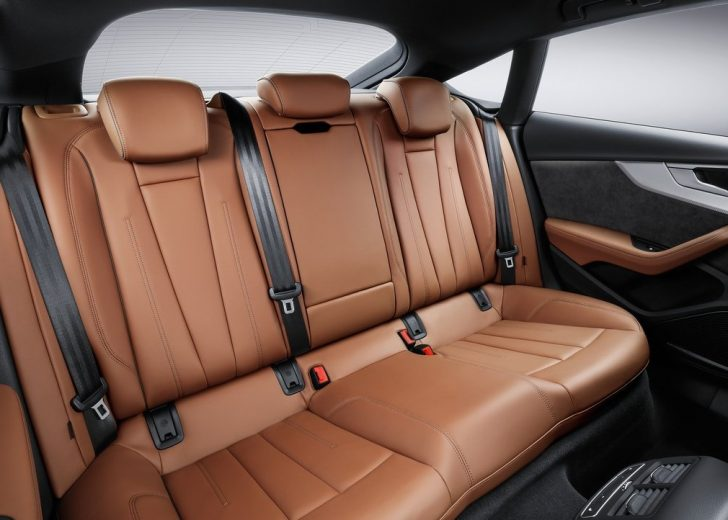 Audi A5 Sportback (2017)12345678