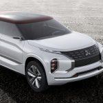 三菱「GT-PHEV Concept」発表;公式デザイン画像集!