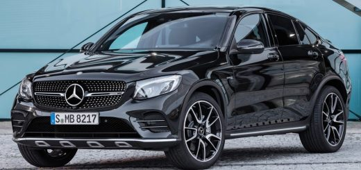 Mercedes-Benz GLC43 AMG 4Matic Coupe (2017)1