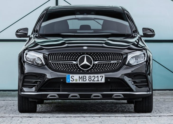 Mercedes-Benz GLC43 AMG 4Matic Coupe (2017)2